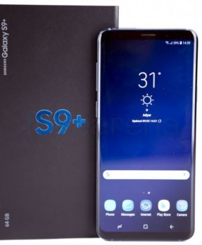 Samsung Galaxy S9 Plus (Open Box)