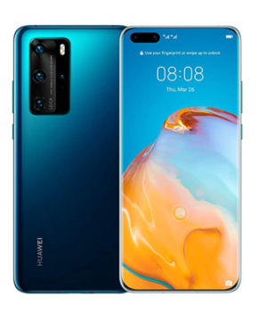 Open Box Huawei P40 Pro 5G Dual Sim ELS-NX9 [NO Google Services] 8GB+256GB