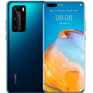 Huawei P40 Pro 5G Dual Sim ELS-NX9 [NO Google Services] 8GB+256GB (Open Box)